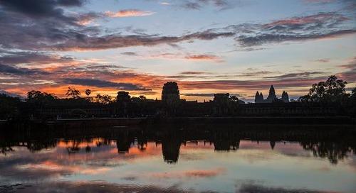 Angkor Wat, Bayon and Ta Prohm: A visit to the temples of Angkor
