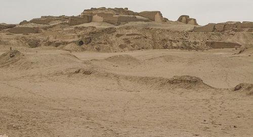 Exploring Peru's Inca History at Pachacamac