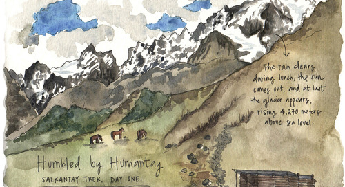 Sacred encounters in Peru's Sacred Valley