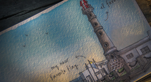 An illustrated love letter to Uruguay