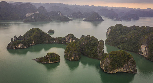 5 things you might not know about Halong Bay, Vietnam