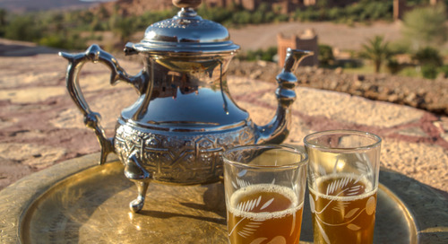 Brew review: Tasting mint tea in Morocco