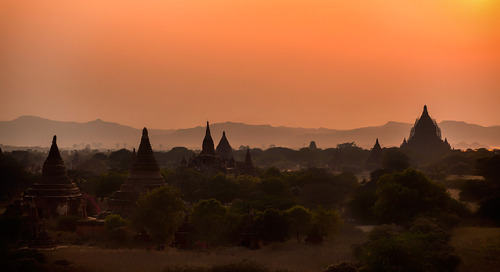 Learning to ride: From cautious to confident on a cycling trip through Myanmar