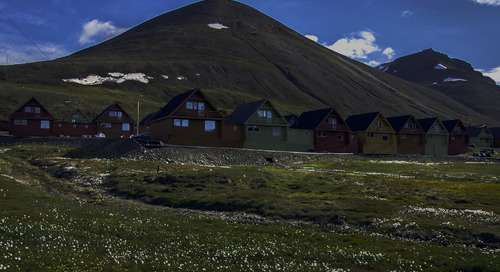 How to take a culture trip in the world's northernmost city, Longyearbyen
