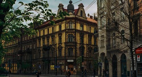 The best vintage shopping in Krakow