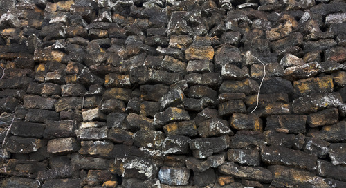 The Wall of Tears in the Galápagos