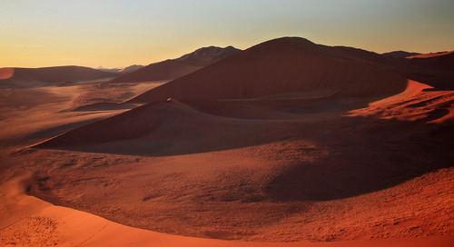 Namibia: The world's great nothing