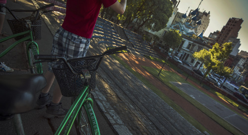 How Ciclovia paves the way for green, active travel