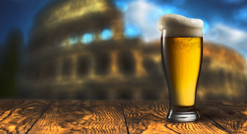 When in Rome, drink beer: How to take advantage of Italy's recent craft-brew boom