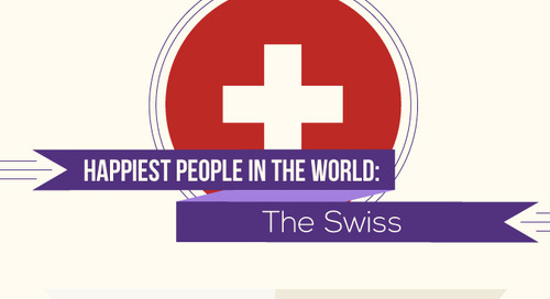 Who are the Happiest People on Earth? [Infographic]