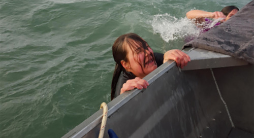 Adventure Unfiltered: Top 10 photos of people falling out of boats