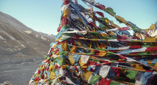5 things you should know about Tibetan prayer flags