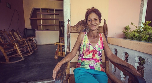 Cuba: No resorts needed