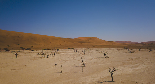 The rich story of Kolmanskop, the Namib Desert's ghost town