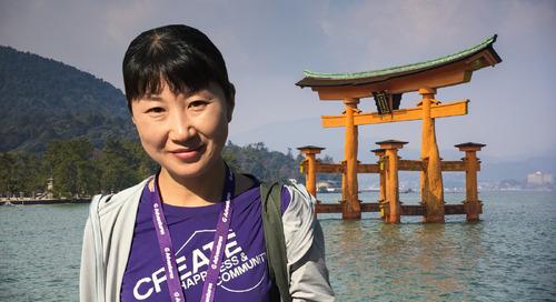 Get virtually spirited away to Japan