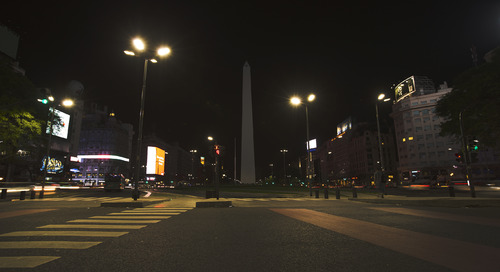 A crash course in late-night eating, drinking, and Perónist politics in Buenos Aires