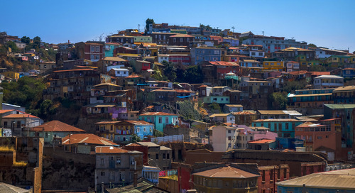 Why beautiful Valparaíso is the id to Santiago's ego