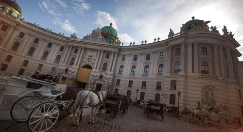 Central Europe: Experiencing diversity in three capitals