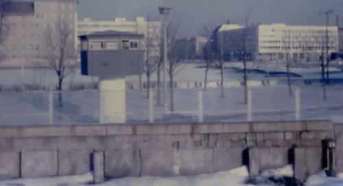Understanding the Berlin Wall