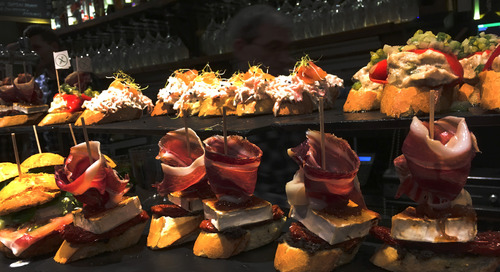 For the love of pintxos: The best food in Spain's Basque region