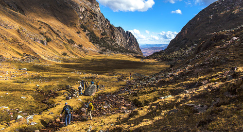 10 things to know about hiking the Lares Trek