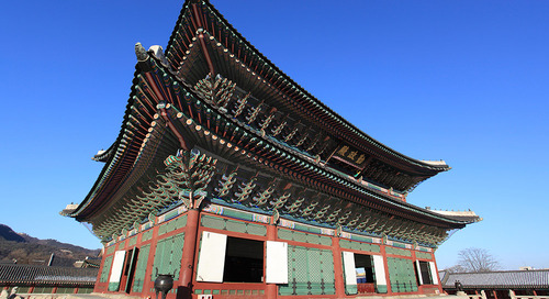 South Korea: A captivating balance of opposites