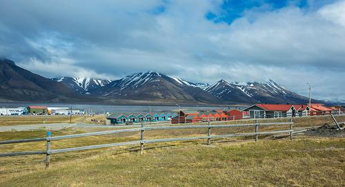 Longyearbyen: An Arctic city of extremes