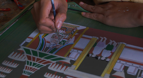 The art scene in Cambodia: More than a cultural revival