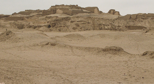 Exploring Peru's Incan History at Pachacamac
