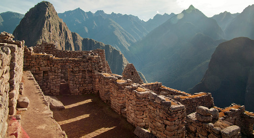 Peru primer: Top 5 Inca sites
