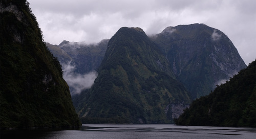 Discover New Zealand's Doubtful Sound