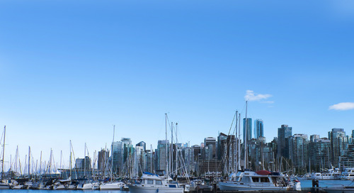 Discover Vancouver's vibrant waterfront