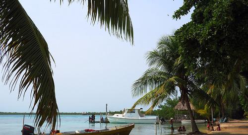 Belize's wondrous Great Blue Hole
