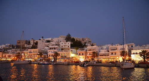 How to Eat your Way Through the Greek Islands
