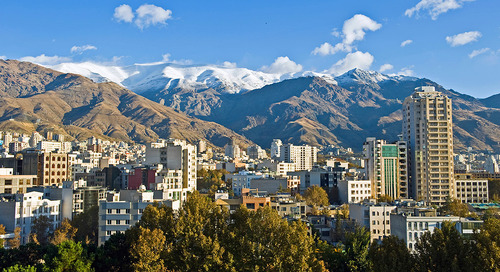 No thank you, yes thank you: Hospitality in Iran