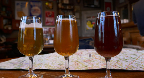 Exploring beer's spiritual side in Belgium