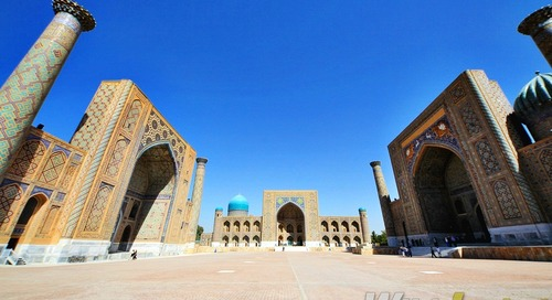 Travelling in Central Asia: What to expect