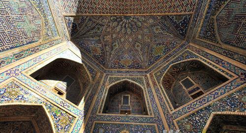 Uzbekistan's Trio: Samarkand, Bukhara, and Khiva