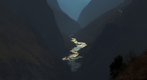 Everything you need to know about China's Tiger Leaping Gorge