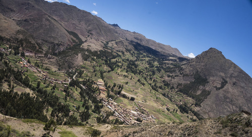 The people of Peru's Sacred Valley