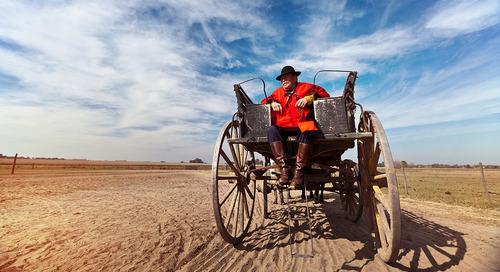 Gauchos: Argentina's revolutionary cowboys