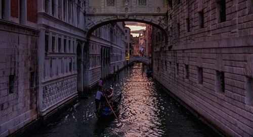 Venice Carnevale by accident