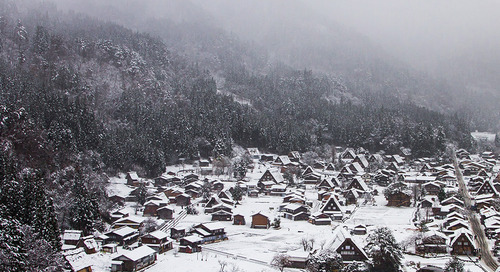 Japan's best winter wanders