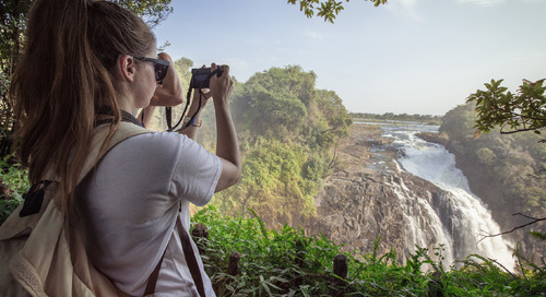 In Zambia, all roads (and rivers) lead to Victoria Falls