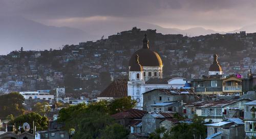 Seeking Lovana in Haiti