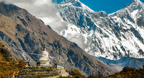 Visual Adventure: Mt Everest & the Himalayas