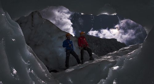 What's a crampon? The history behind the cold-climate trekking essential