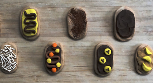 Meet Jennifer Robeson, the artist sculpting tiny clay versions of classic Canadian foods