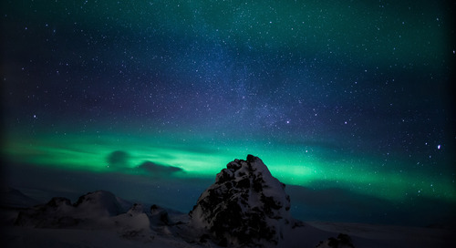 When, where, and how to see the northern lights in Iceland