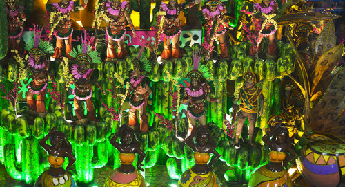 Rio de Janeiro Carnival: By the numbers